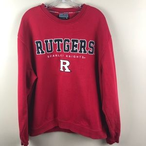 Rutgers Pullover Sweatshirt